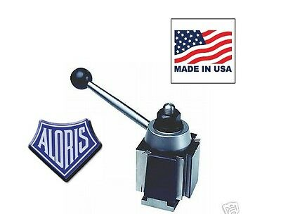 Aloris Bxa Super Precision Tool Post Lathe Swing 10-15