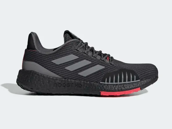 New {EH2668} adidas Pulseboost HD Winter Shoes Mens Ultra Bl