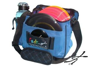NEW-FADE-LITE-DISC-GOLF-BAG-Steel-Blue