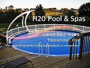 Above Ground Swimming Pool Liners and Installs
