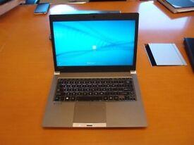 Toshiba Portege Z30 UltraBook laptop 128gb SSD Intel Core i3 4th generation processor