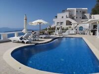 Reduced by £1000 SANTORINI Greek Island Athermi Suites Bed & Breakfast 10 Night Holiday Honeymoon