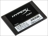 HyperX 240 GB SSD