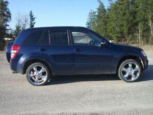 2011 Suzuki Grand Vitara JLX-L SUV, Crossover Wow Low klm!!