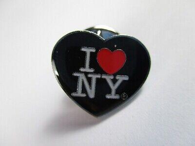 New York Metall Pin I LOVE NY Herz Heart Souvenir USA Amerika,Neu
