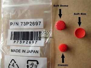New-Orig-IBM-lenovo-thinkpad-red-TrackPoint-Cap-Mouse-Pnter-set-of-three-styles