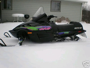 1997 arctic  cat jag 440 for sale or trade