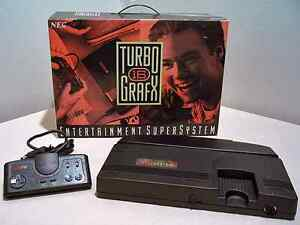 Looking for Turbografx 16 games / accessories