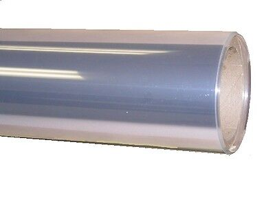 Pvc Film Sheet Clear .004 Thick X 36 Wide X 150 Foot Roll