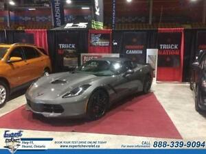 2016 Chevrolet Corvette Z51 2LT Coupe (2 door) 245.55$/Weekly