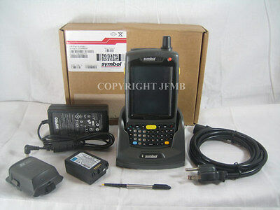 Symbol Motorola Mc75 Wireless Barcode Scanner Mc7596-pzcskqwa9wr Pda Phone