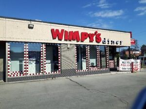 Wimpys Diner Grimsby- Looking for Evening Dishwasher