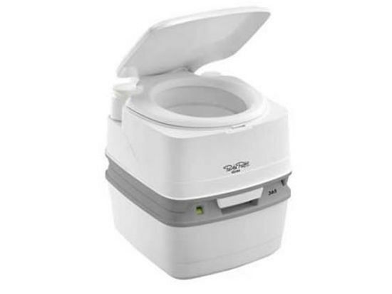 Portable Camping Toilet : New thetford porta potti qube portable camping toilet new