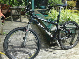 Specialized Epic Mountain mans bike mens mtb downhill full suspension - trek giant kona scott cube