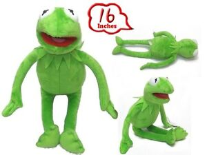 brand new Kermit the Frog plush   :)