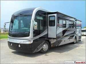 2006 FLEETWOOD MOTORHOME 40 FEET TRIPLE SLIDE 400 HP
