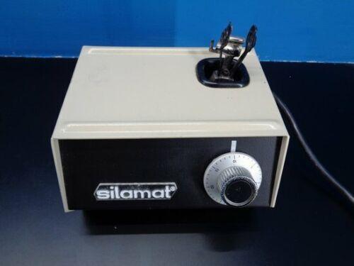 USED SILAMAT VIVADENT MODEL C AMALGAMATOR