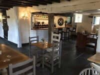 Kitchen Porter - £18,000 + tips - 5 day week - Ilsington near Bovey Tracey