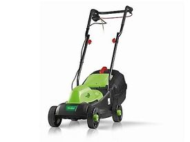 Brand new sealed,Florabest electric lawnmower with 1200W turbo power motor