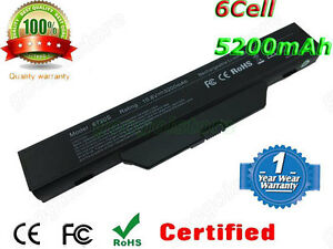 Battery For HP Compaq 6720s 6730s 6735s 6820s 550 610 615 451086-661 456664-001