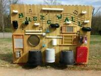 Music/Water Wall