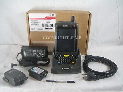 Symbol Motorola Mc7095-pkfdjqha8wr Barcode Scanner Mobile Computer Verizon Mc70