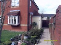 Large Furnished One Bedroom House Witham, Essex, Own Garden,