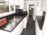 2 bed unfurnished terraced house with modern fitted kitchen and bathroom - COVENTRY ROAD