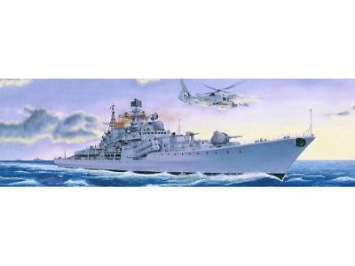 Trumpeter 9363613 Zerstörer Sowremenny-Klasse 956E 1:200 Schiff Modellbausatz