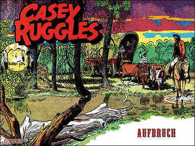 Casey Ruggles, BOCOLA Verlag, Aufbruch, Band 1, Western-Comic