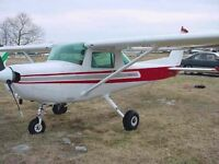 I want to rent a Cessna 150/152/172