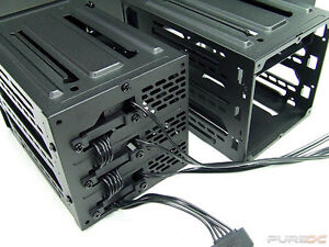 3 NEW HARD DRIVE CAGES FROM CORSAIR 900D CASE