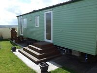 Static Caravan holiday let