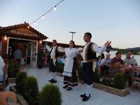 Greek dancers Required