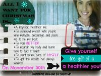 Get Fit for Christmas- 21 Day Challenge Group