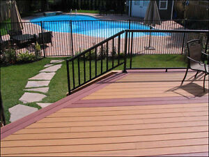 EXPERIENCED QUALITY DECK and FENCE BUILDER
