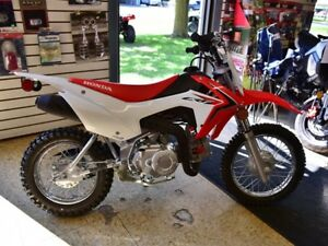 Just In Time For Christmas , 2018 Honda CRF110FJ