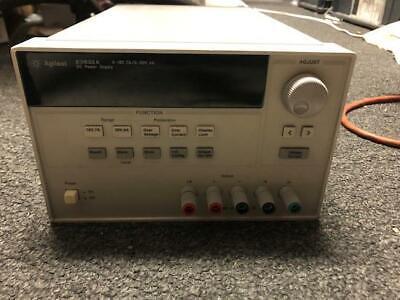Agilent E3632a Dc Power Supply 0-15v 7a0-30v 4a