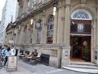 Chef Required For Central Bristol Bar