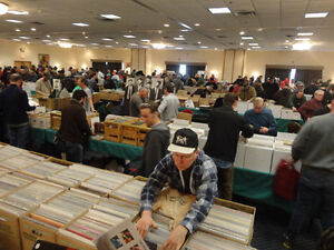 Newmarket Vinyl Record & Collectibles Show