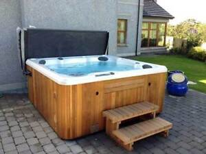 Hydropool Hot Tub - Used, excellent condition $1500