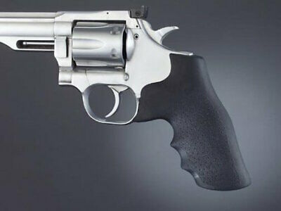 - Hogue Dan Wesson Small Frame .357 Grip-Recoil Absorbing Rubber MonoGrip-57000