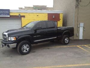 2005 Dodge Power Ram 2500 Laramie Pickup Truck Diesel