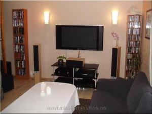 TV stand Cambre EVB3-S 4 shelves