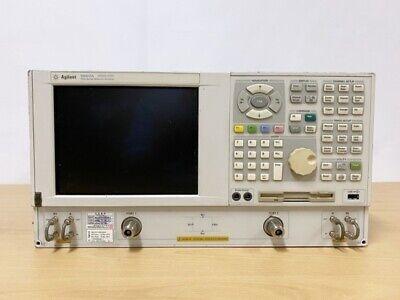 Keysight Agilent E8357a 300khz-6ghz Pna Series Network Analyzer