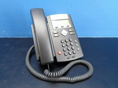 Polycom Soundpoint Ip 321 Sip Voip Poe Display Business Phone