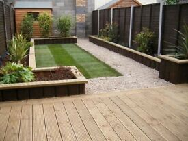Fencing / Decking / raised beds / shed building / repairs