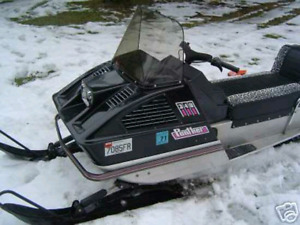 Looking for a pair of skis for my 1972 Arctic Cat.