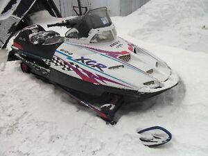 1997 Polaris XCR 600