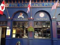 Union Jack pub brockville